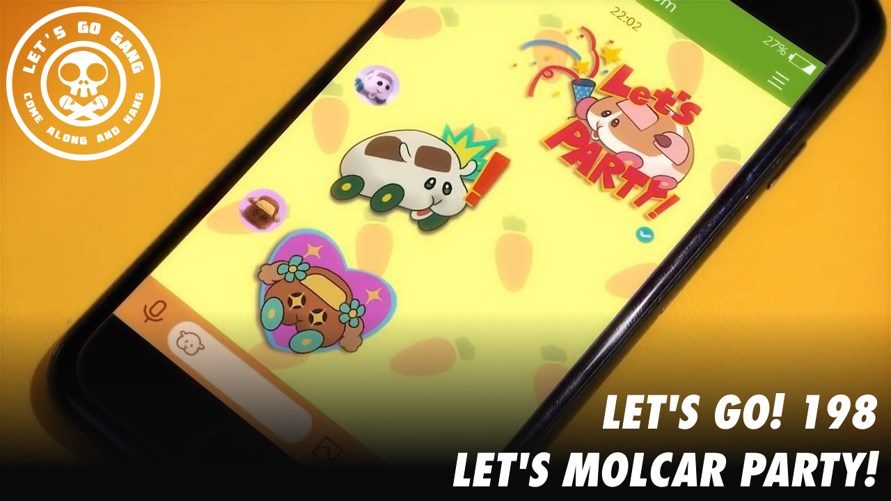 Featured image for Let's Go! #198 – Let's Molcar Party