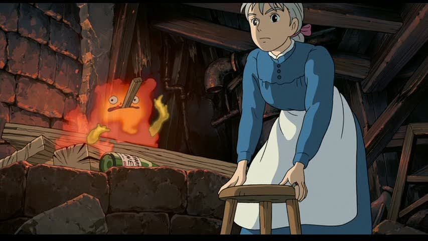 Featured image for I saw Howl's Moving Castle for the first time last night....