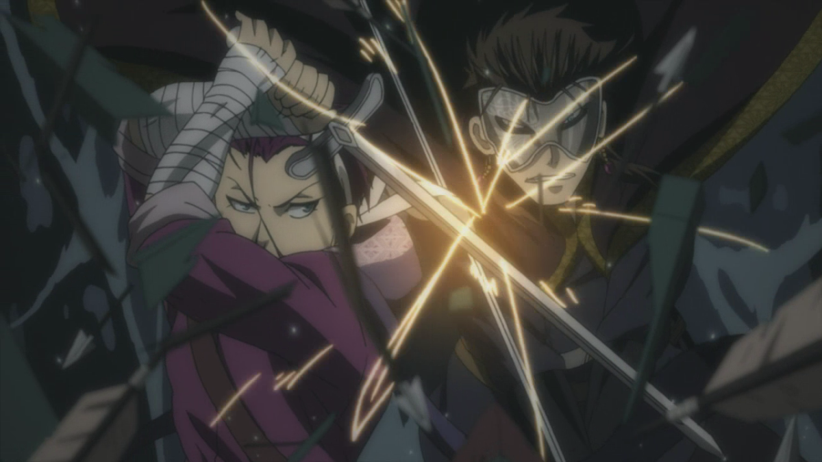 Featured image for 12 Days of Anime #3: Heroics in Legend of Arslan: Dust Storm Dance