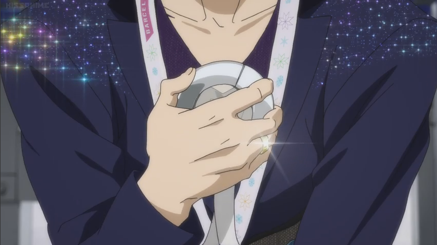Featured image for 12 Days of Anime #8: Triumph in Yuri on Ice