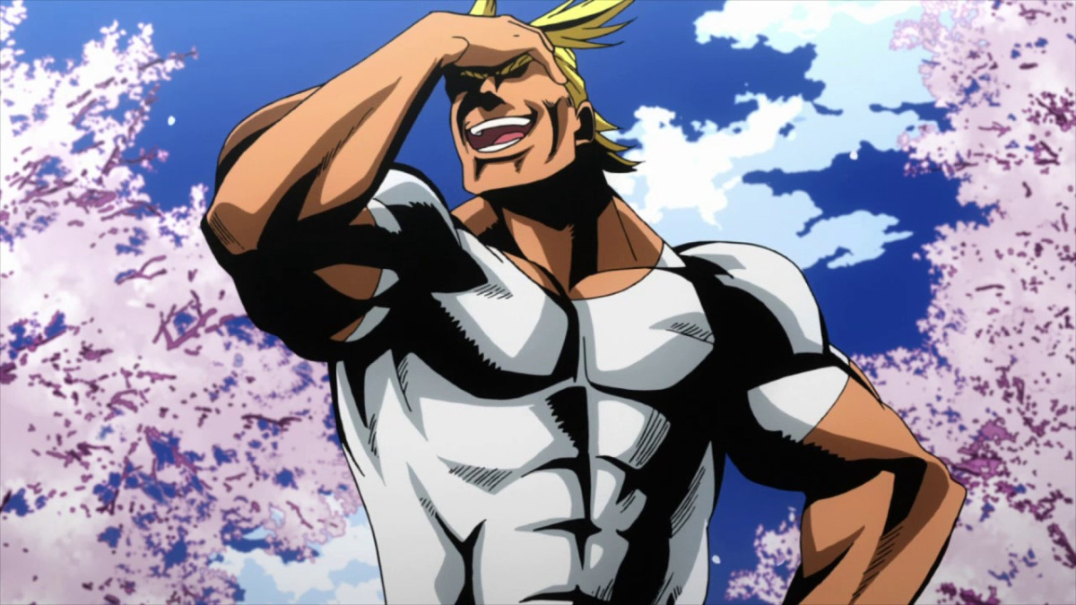 Featured image for 12 Days of Anime #4: Fatherhood in My Hero Academia
