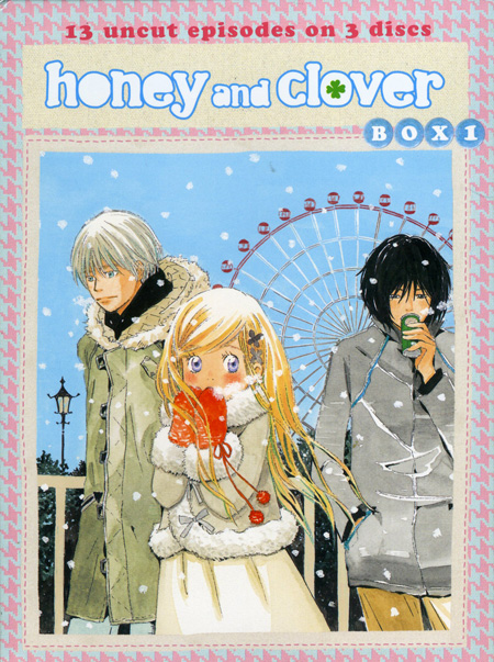 "Featured image for ""Making Life Sweeter"" – Honey And Clover, Season 1 (anime) – 10/10 Peeps"