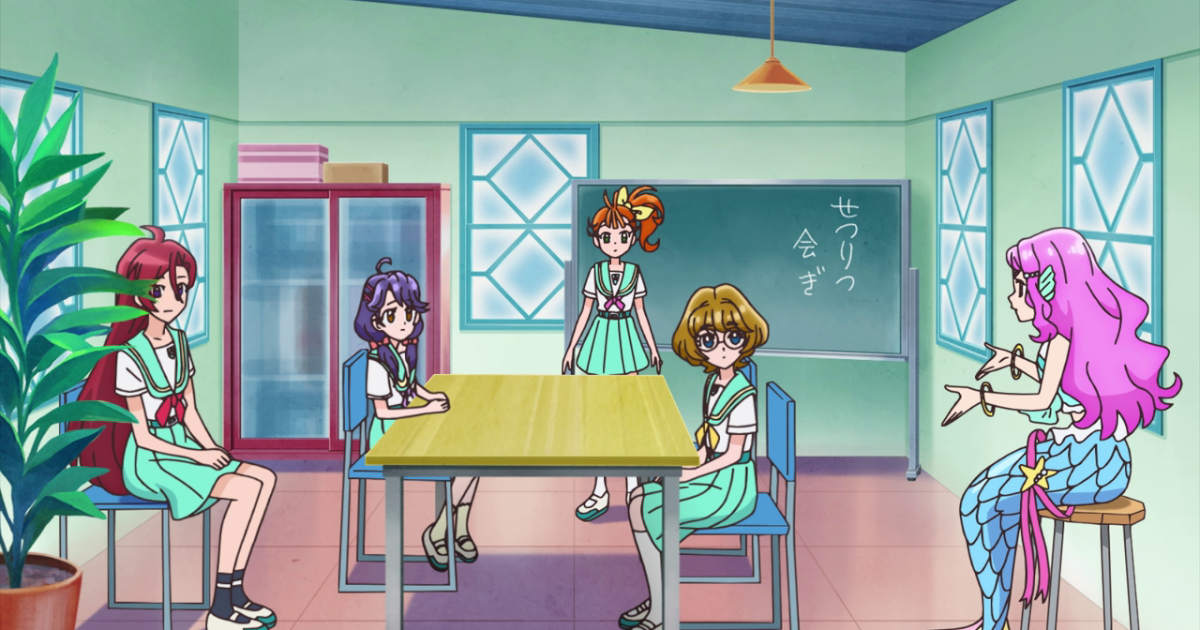 Featured image for Tropical Rouge Precure Ep 6 Review: The Tropical Club!