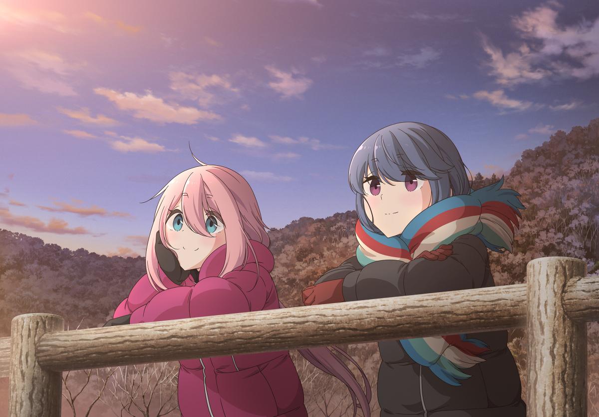 Featured image for Yuru Camp Season 2 – A very warm hug of an anime