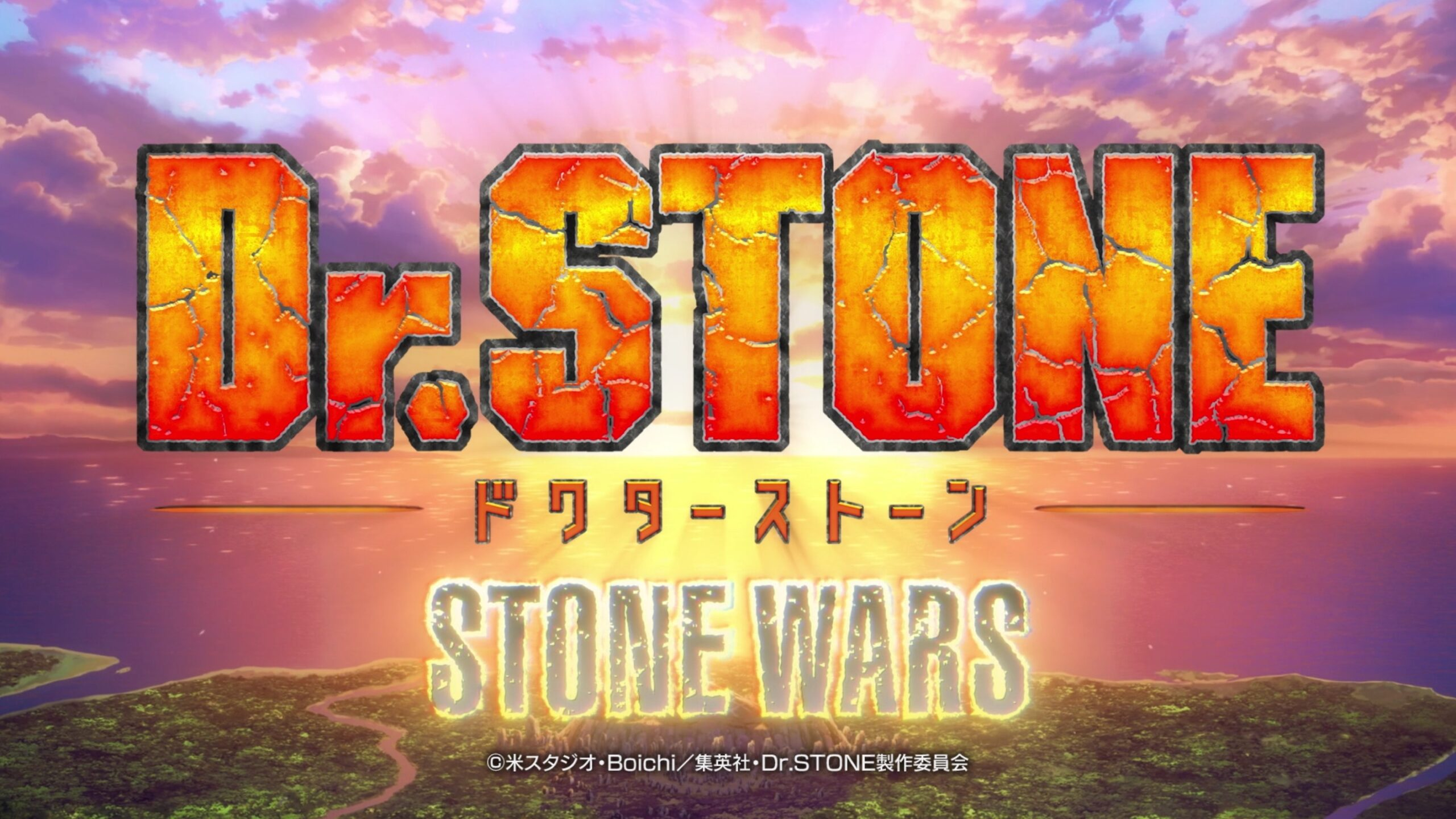 Featured image for Dr. Stone Season 2 Episode Guide