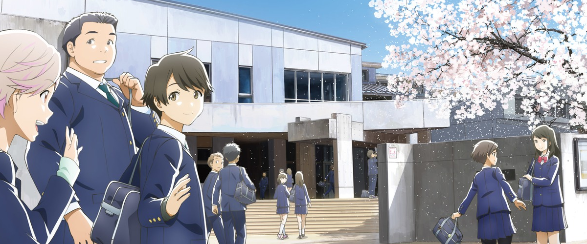Featured image for Tsuki ga Kirei Review: When you least expect it