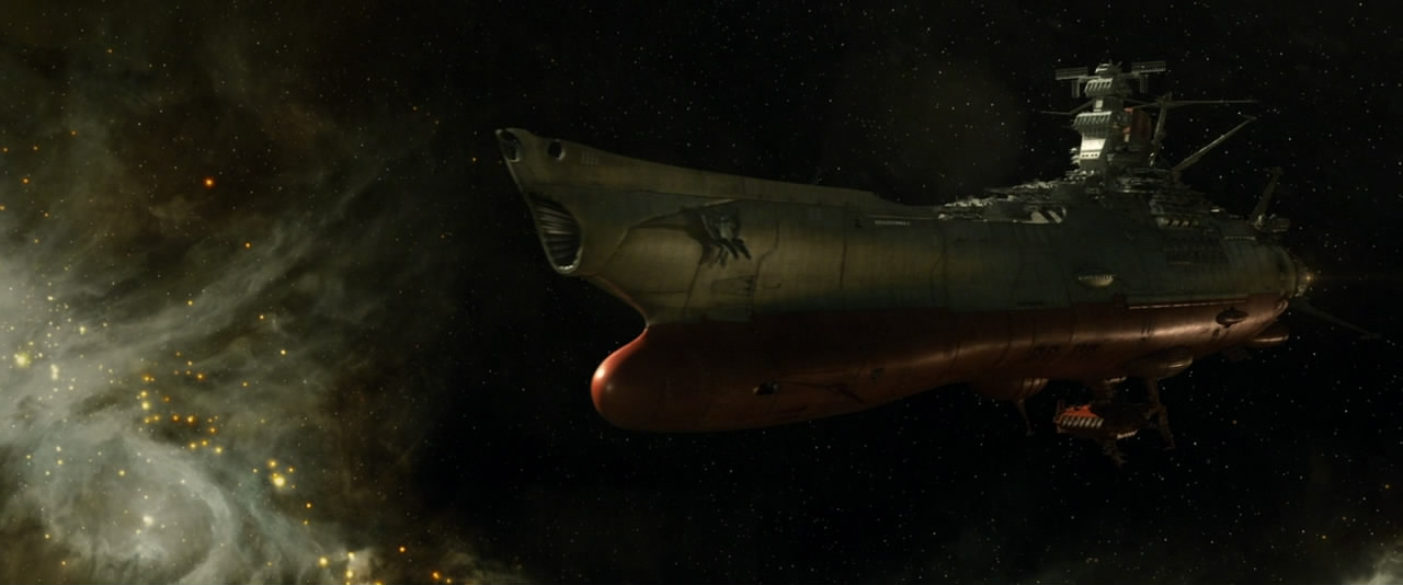 Featured image for Review – Space Battleship Yamato