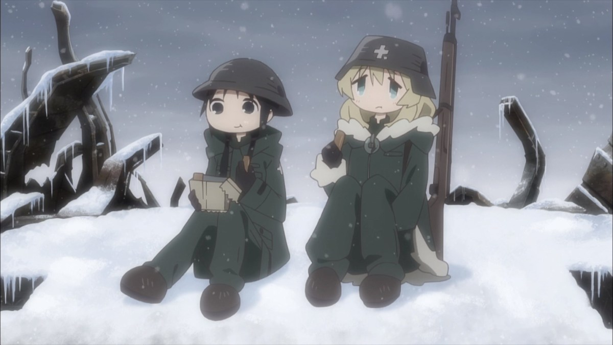 Featured image for PODCAST: Girls' Last Tour Episodes 1-4