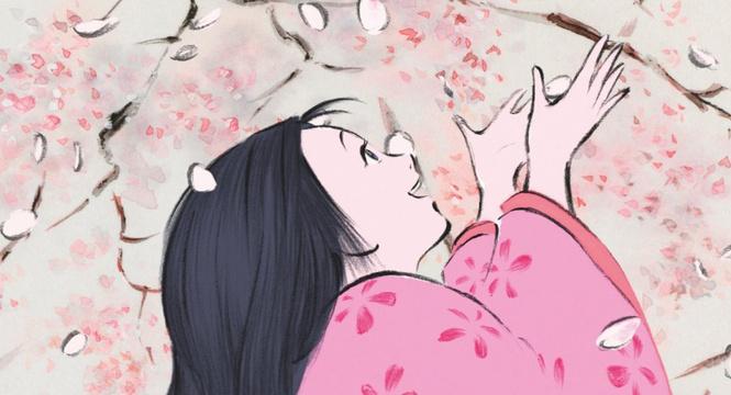 Featured image for Christmas Ghibli #2 The Tale of Princess Kaguya