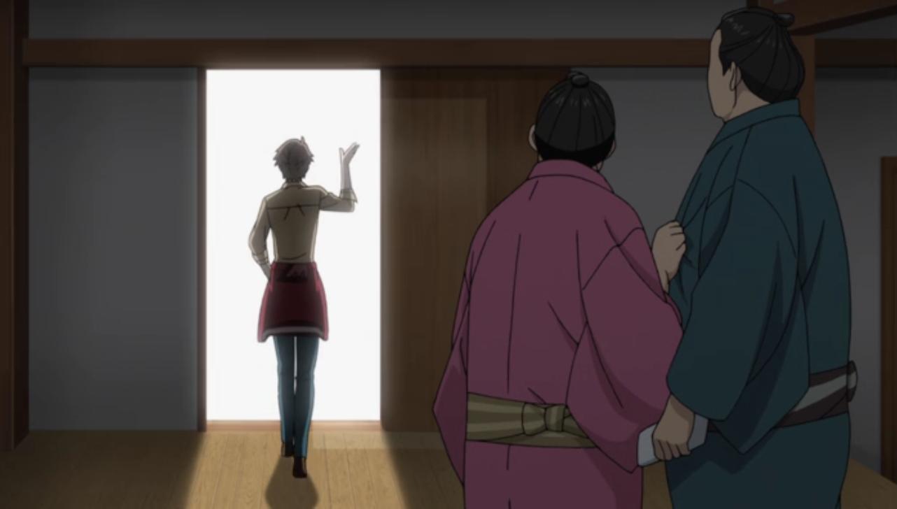 Featured image for Second Stream: Kabukicho Sherlock – Episode 5
