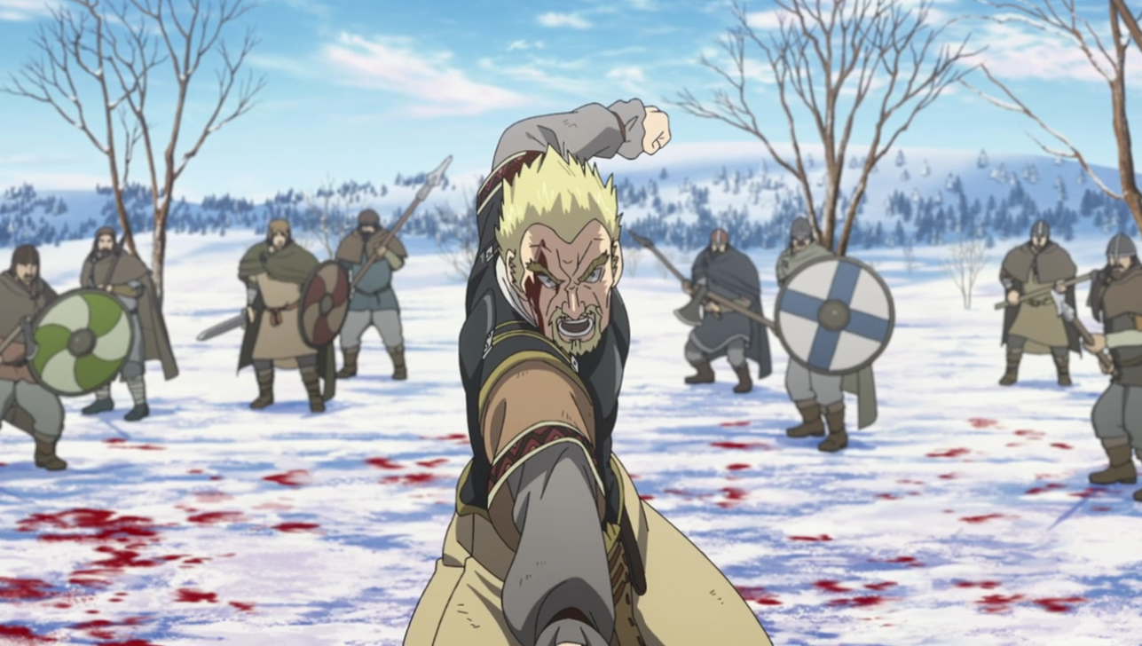 Featured image for Stream Of Thought: Vinland Saga – Episode 17