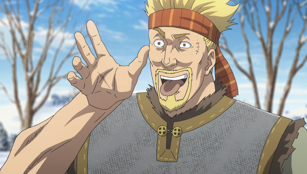 Featured image for Stream Of Thought: Vinland Saga – Episode 19