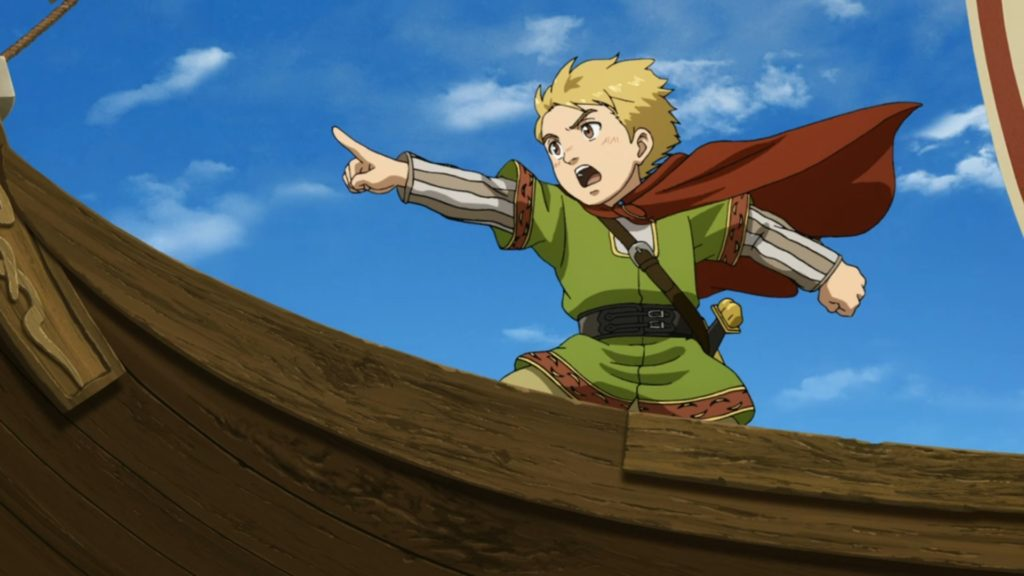 Featured image for Stream Of Thought: Vinland Saga – Episode 1