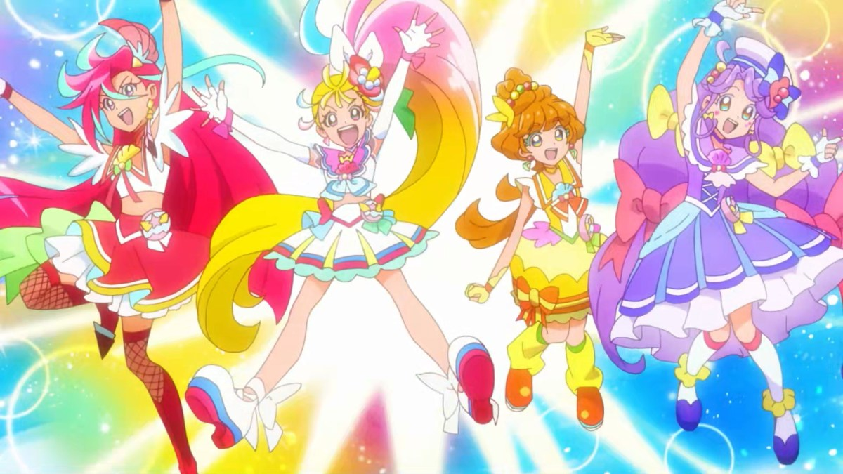 Featured image for Tropical-Rouge! PreCure Episode 6: Tropiclub