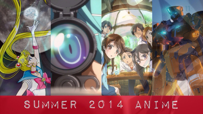 Featured image for Summer 2014 Anime: Halfway Impressions