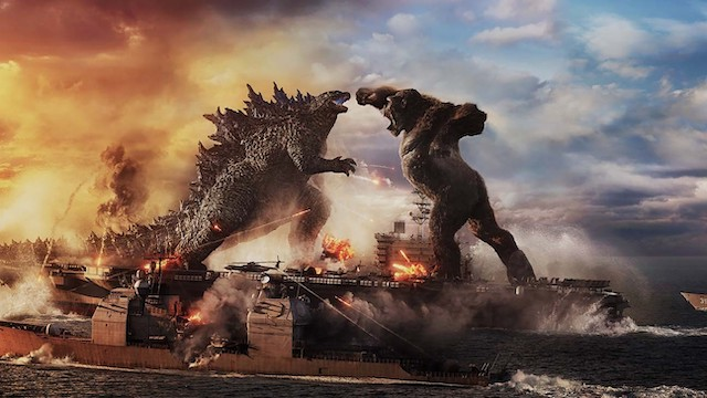 Featured image for Godzilla vs. Kong (USA, 2021)