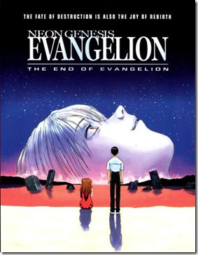 Featured image for Secret Santa Review–End of Evangelion