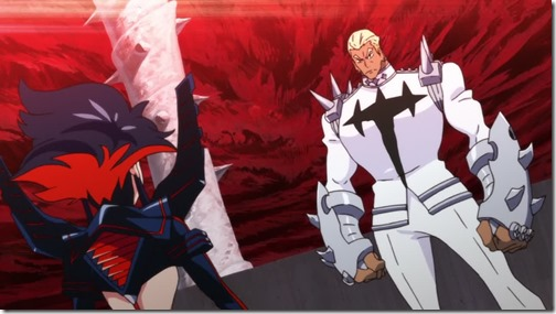 Featured image for Kill la Kill Episode 9