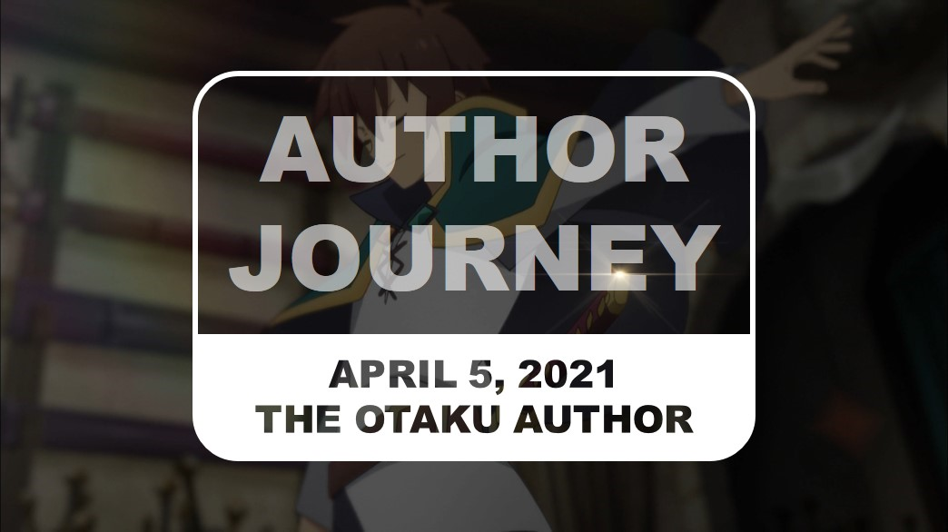 Featured image for Author Journey (April 5, 2021)