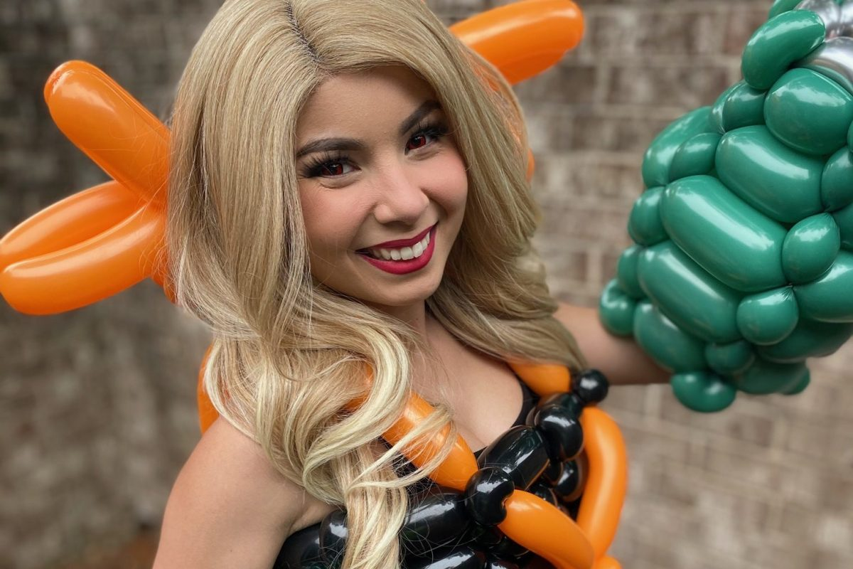 Featured image for Cosplay Beats! Balloon Bakugou