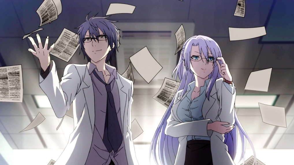 Featured image for 12 Anime Series That Explore the World of Science