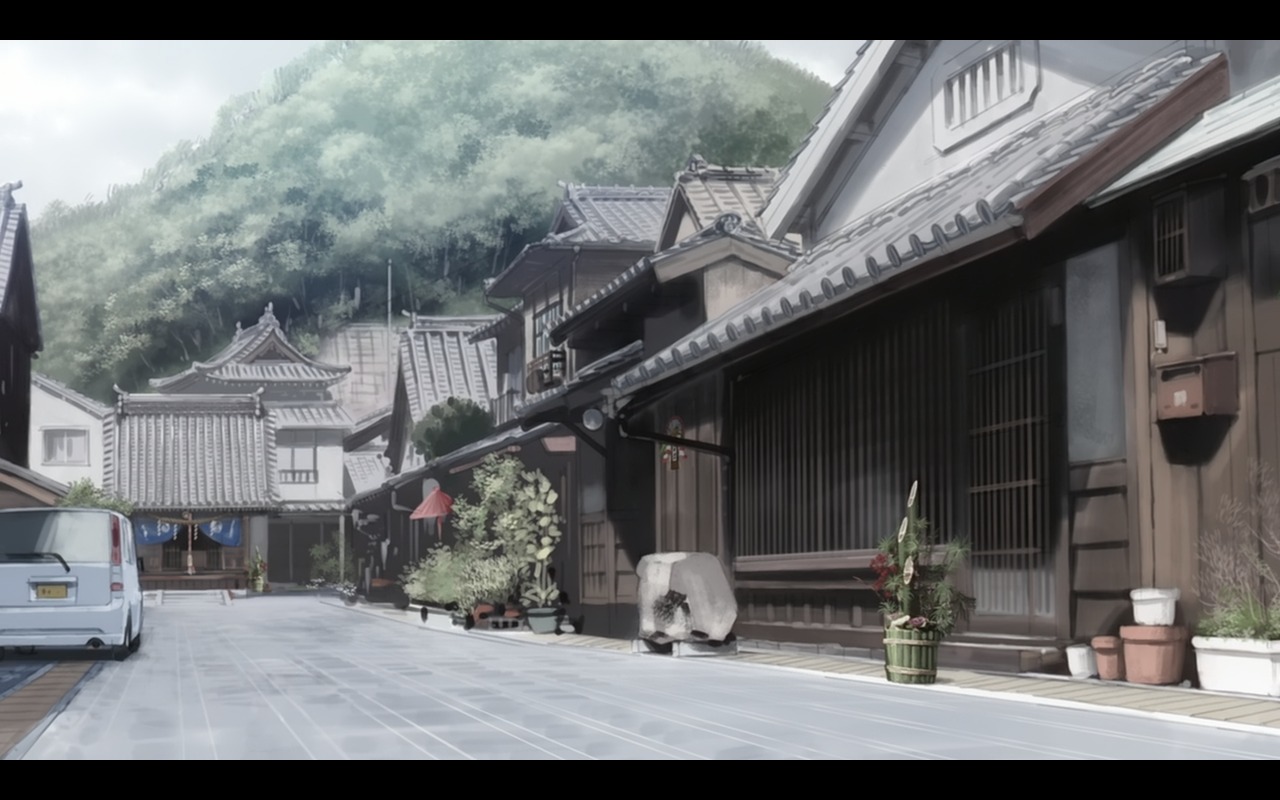 Featured image for Tamayura: A Full Circle