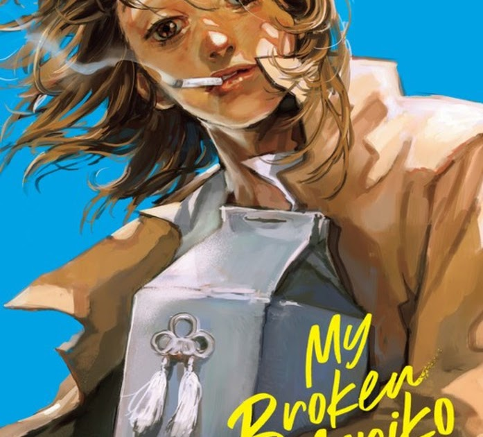 Featured image for Holiday Review: MY BROKEN MARIKO