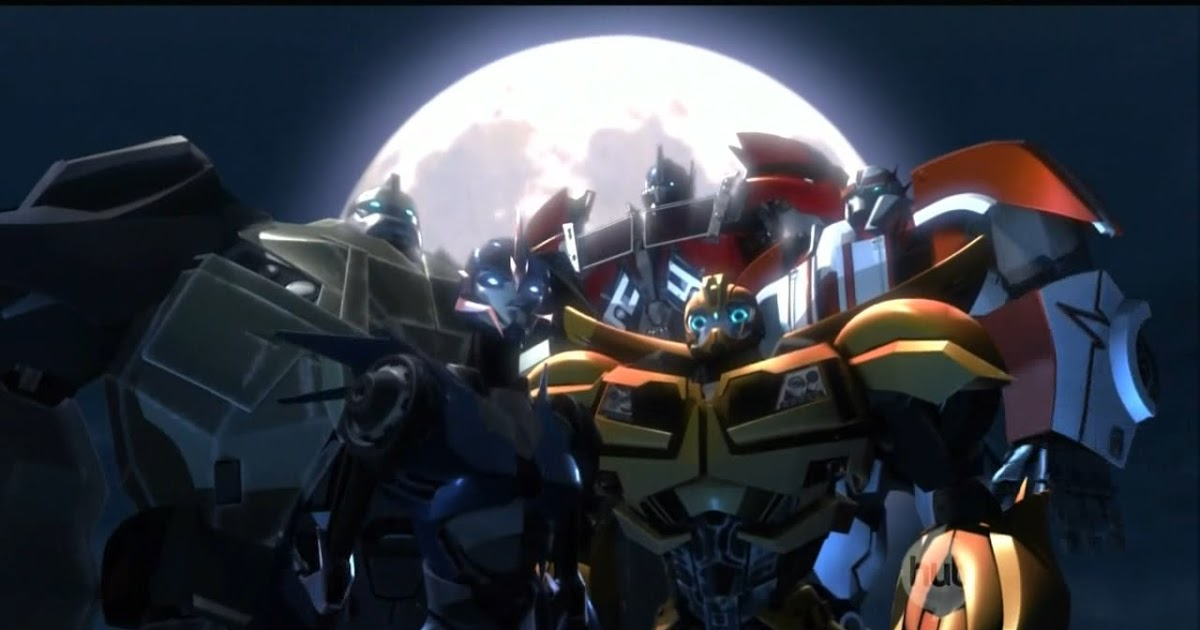 Featured image for Transformers: Prime - Review