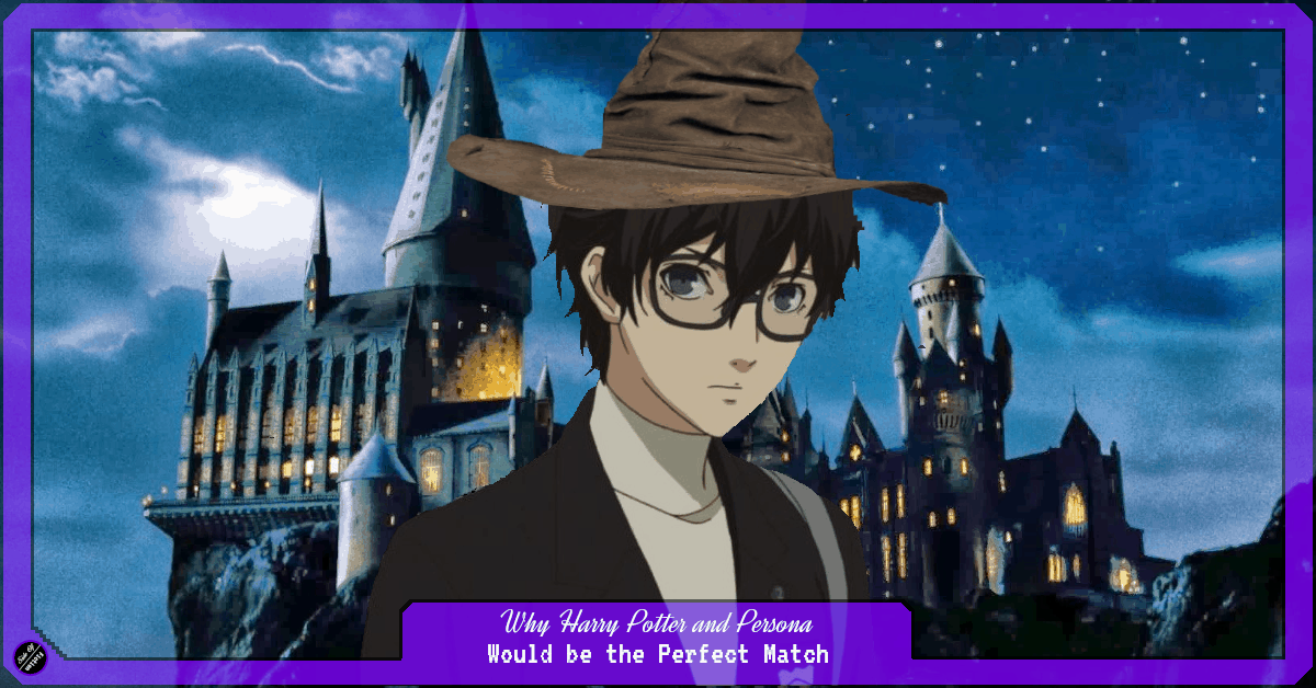 Featured image for Why Harry Potter and Persona Would be the Perfect Match