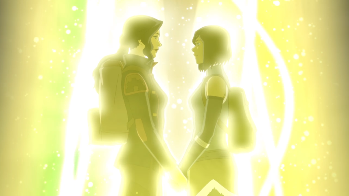 Featured image for The Legend of Korra Series Finale Redefines True Love