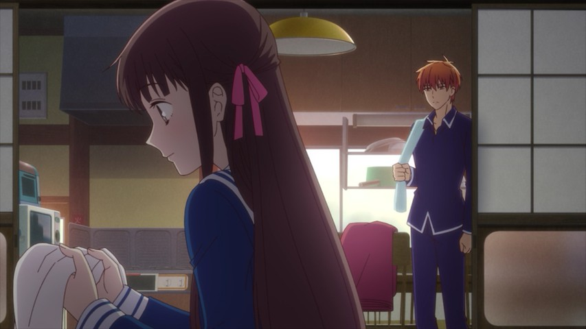 Featured image for Fruits Basket the Final – 01