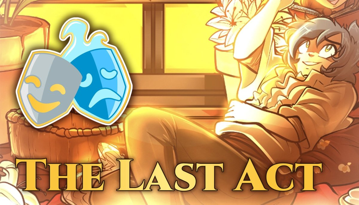 Featured image for The Last Act Visual Novel Review – Ghost Lovers!
