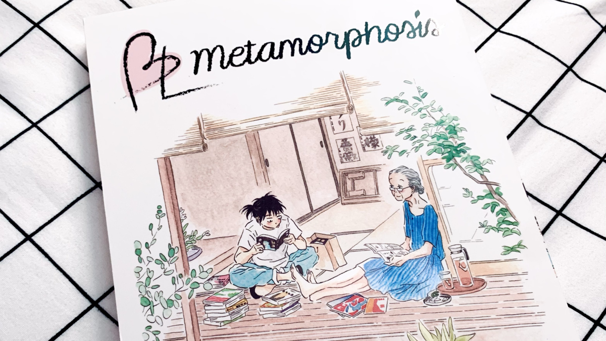 Featured image for BL Metamorphosis: A Blossoming Relationship || Manga First Impressions