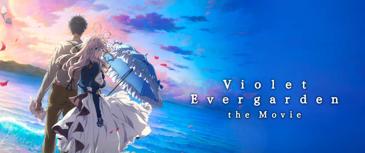 Featured image for The Most Beautiful Thing | Violet Evergarden: The Movie