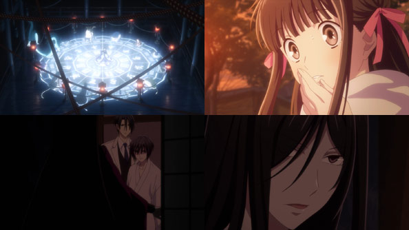 Featured image for Fruits Basket – 51 (S3 01) – There's No Night that Doesn't End