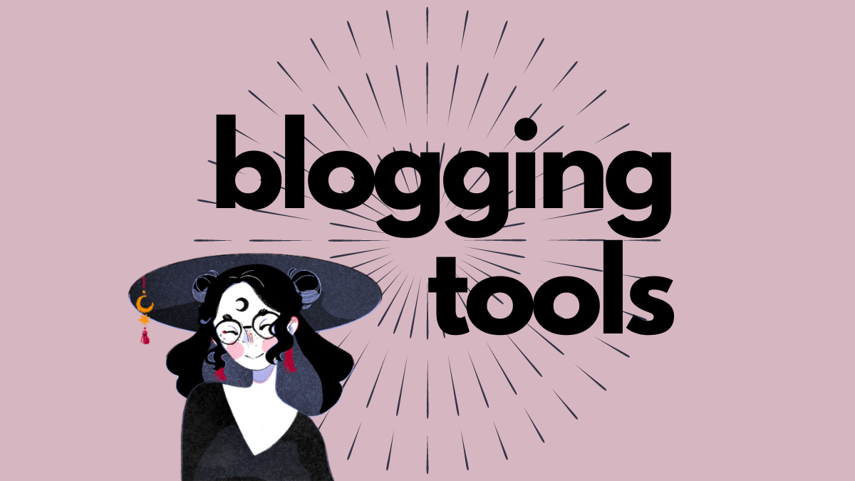 Featured image for BLOGGING TOOLS — LET'S GET PHYSICAL