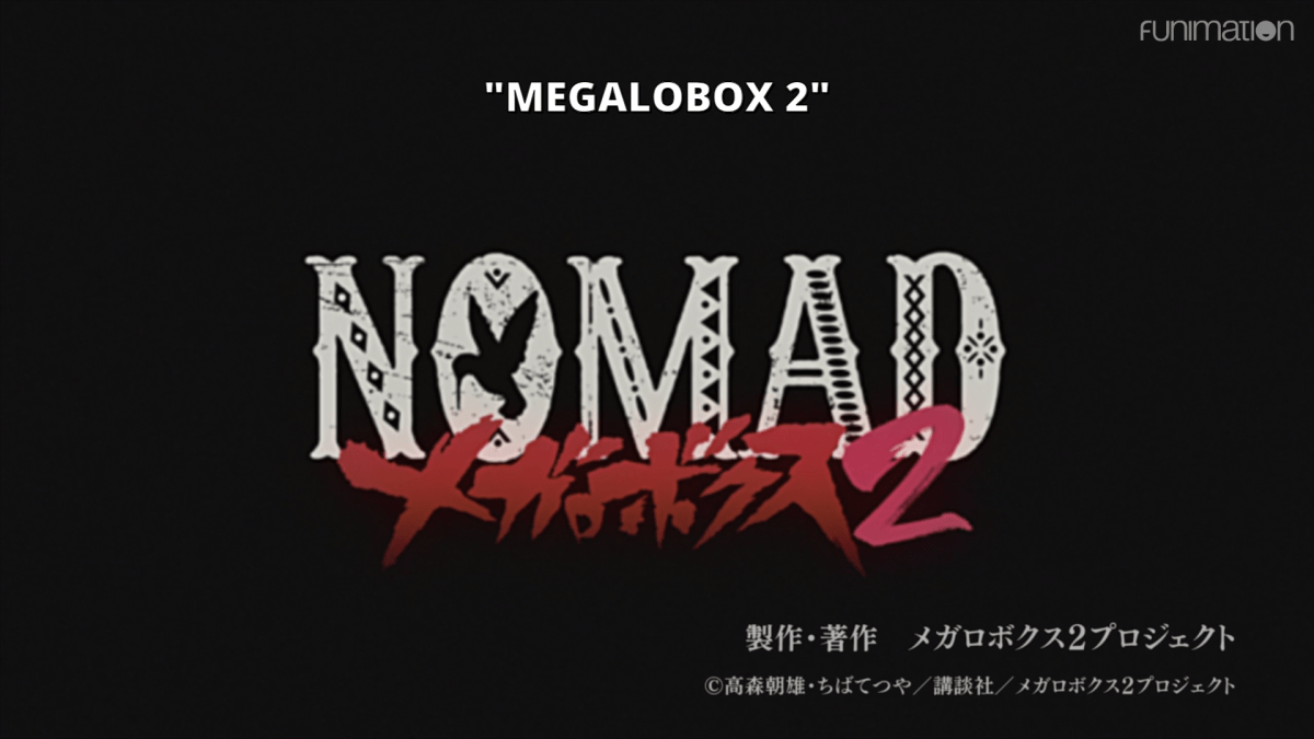 Featured image for First Impression – Nomad: Megalo Box 2