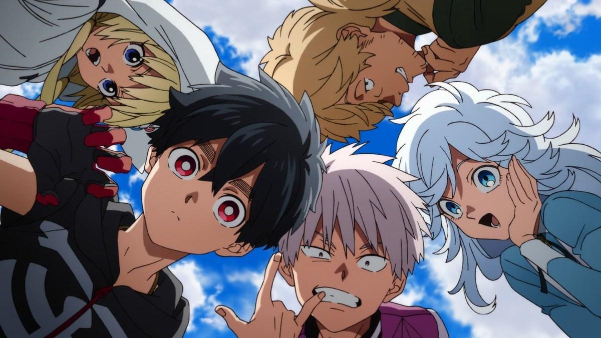 Featured image for Anime Series Like Kemono Jihen