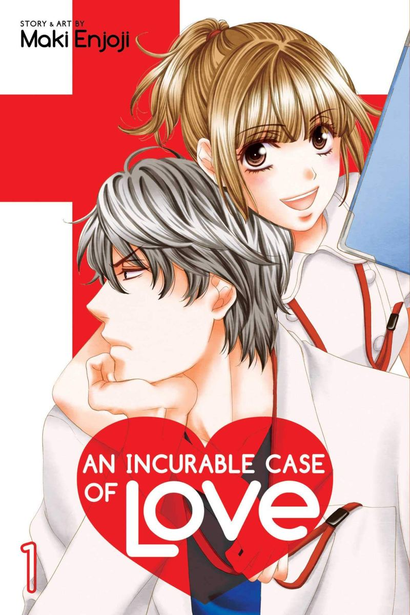 Featured image for An Incurable Case of Love Manga Volumes 1-7 Series Review