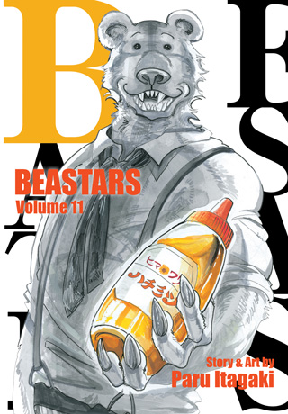 Featured image for Beastars Vol 11 Review