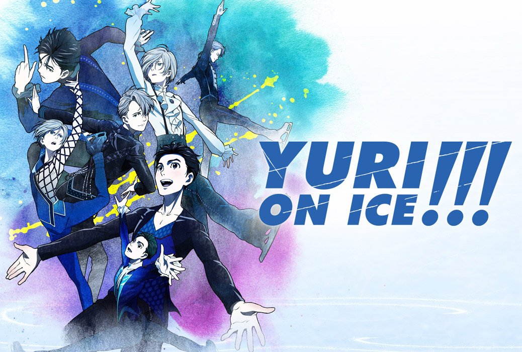 Featured image for Yuri!!! on Ice – Anime Review