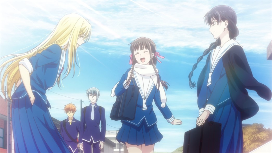 Featured image for Fruits Basket (Episode 51) – I'll Hold Another Banquet