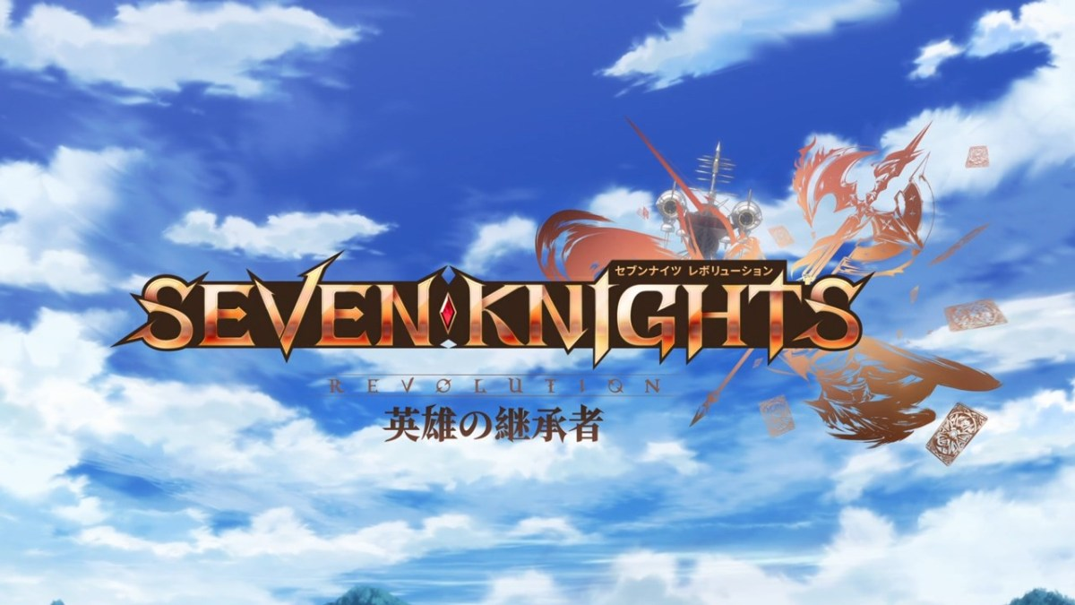 Featured image for First Look: Seven Knights Revolution – Hero Sucessor