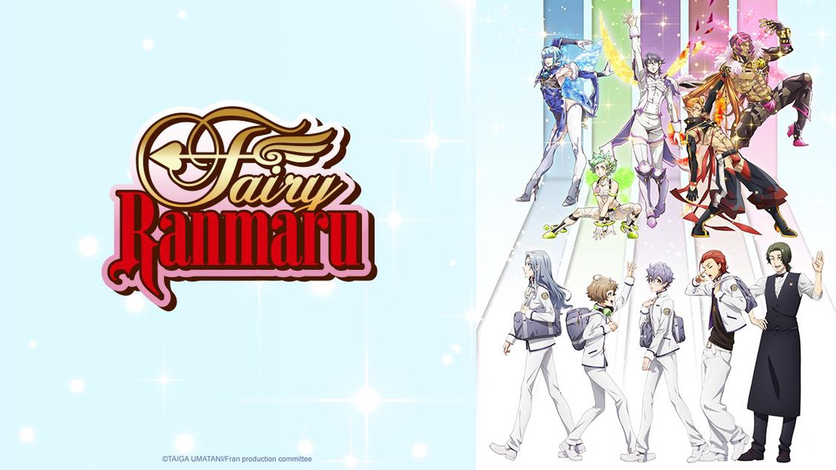 Featured image for First Impressions: Fairy Ranmaru