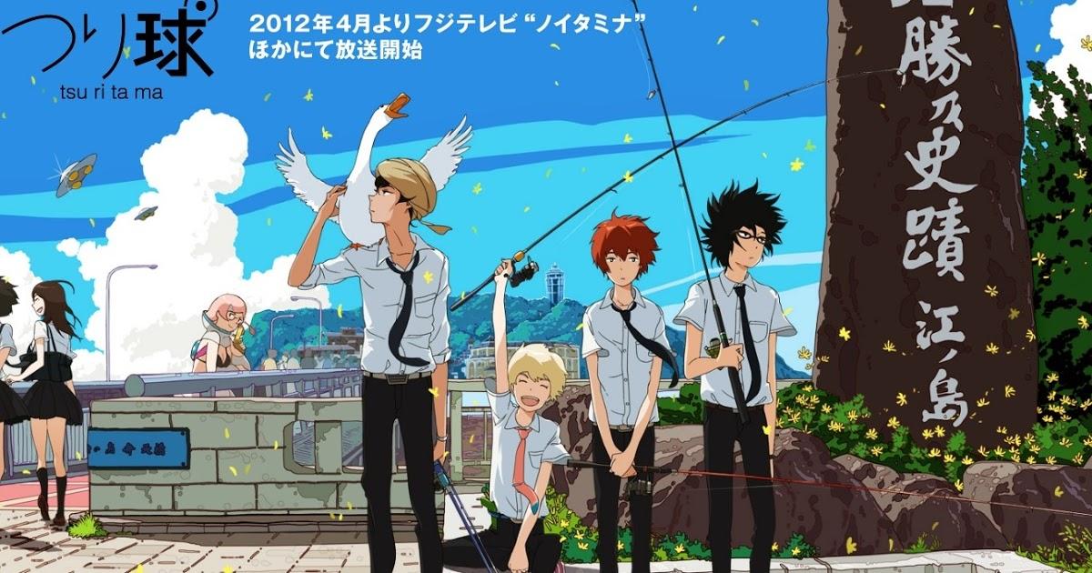 Featured image for [1st episode] Tsuritama