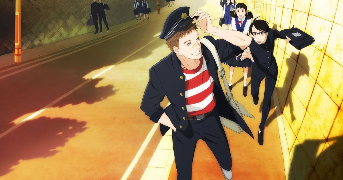 Featured image for [1st episode] Sakamichi no Apollon