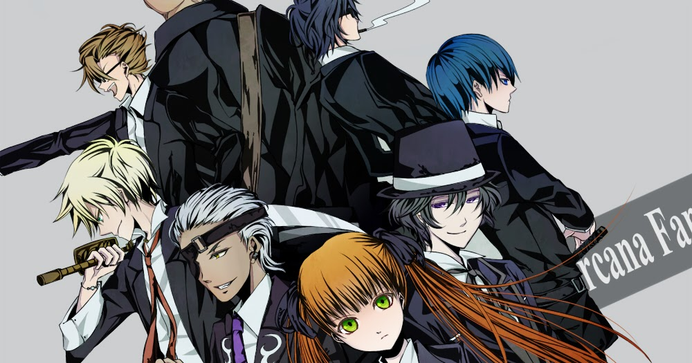 Featured image for [1st episode] Arcana Famiglia