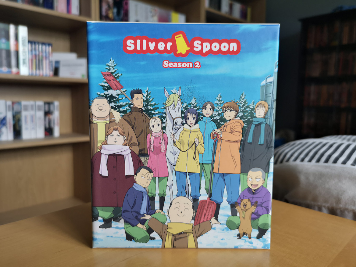 Featured image for Silver Spoon Season 2 (Collector's Edition Blu-ray) Unboxing