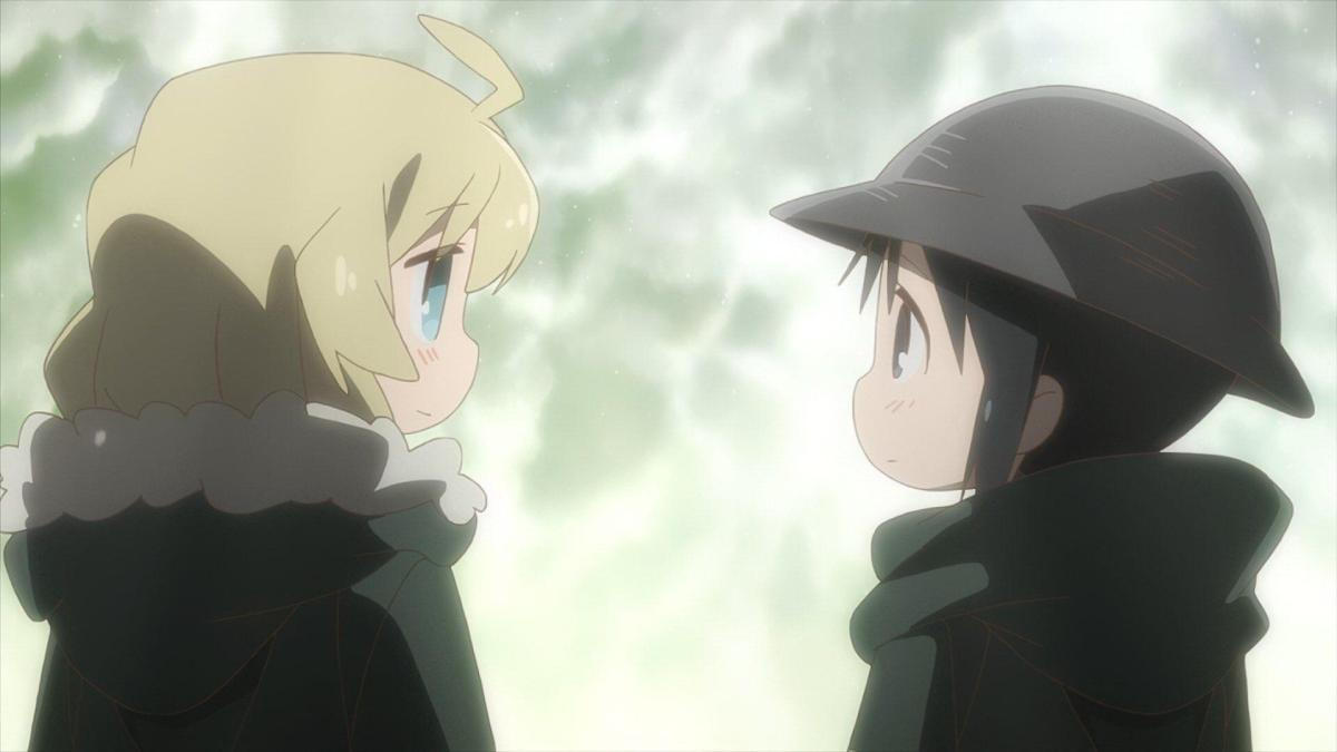 Featured image for PODCAST: Girls' Last Tour Episodes 9-12