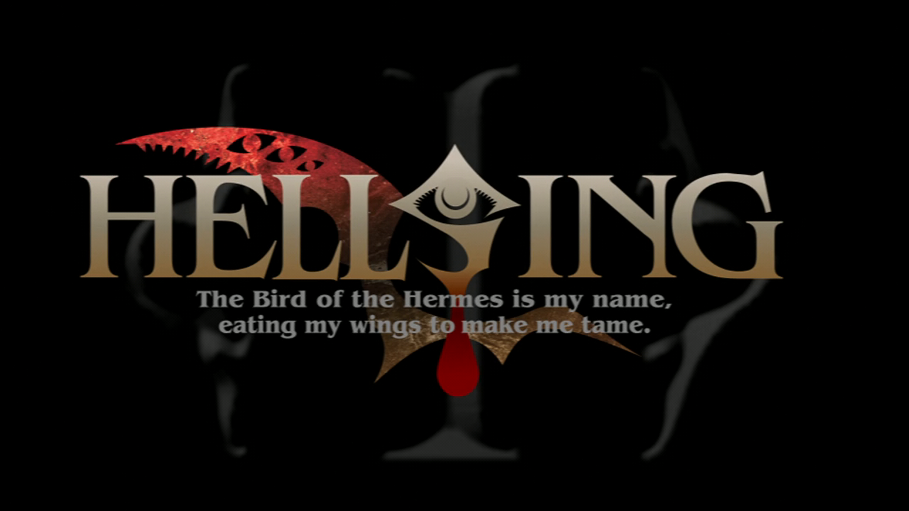 Featured image for The Bird of Hermes is My Name – Musings on Hellsing Ultimate